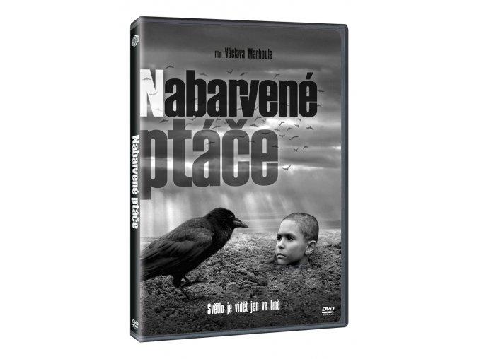 nabarvene ptace 2dvd dvd dvd bonus disk 3D O