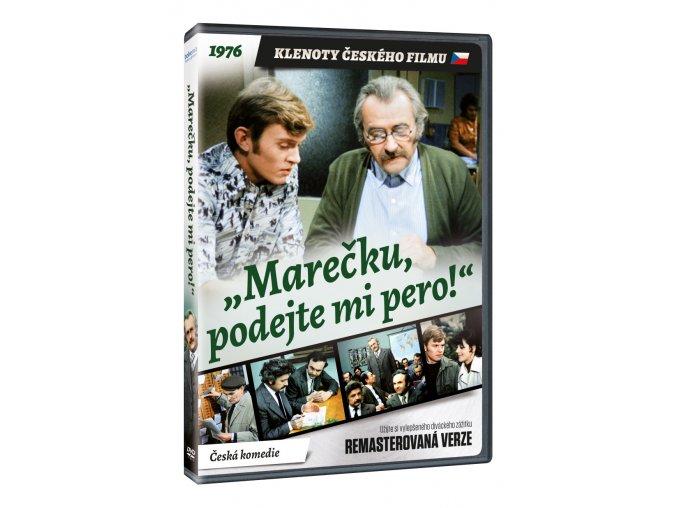 DVD: Marečku, podejte mi pero (remasterovaná verze)