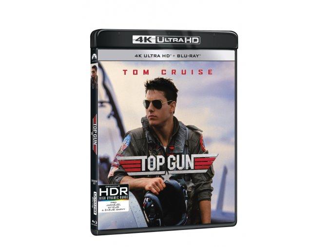 top gun 2bd uhd bd remasterovana verze 3D O