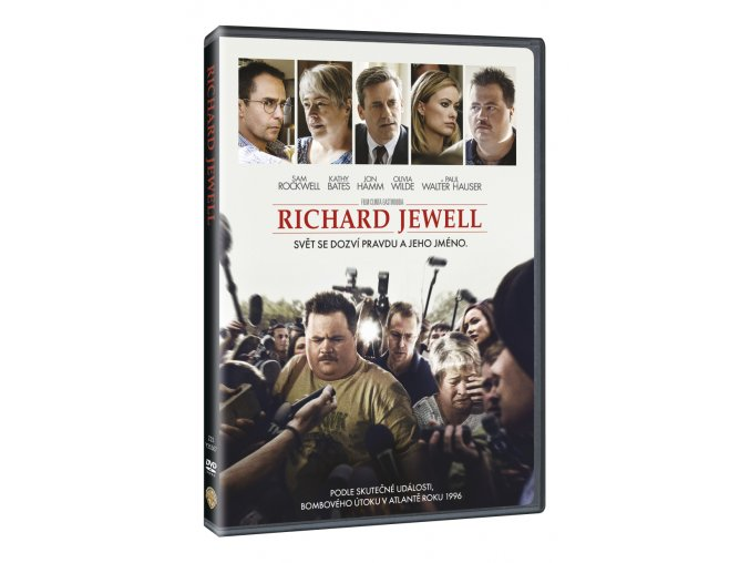 richard jewell 3D O