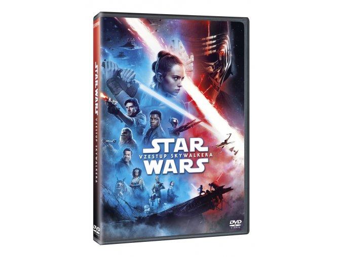 star wars vzestup skywalkera 3D O