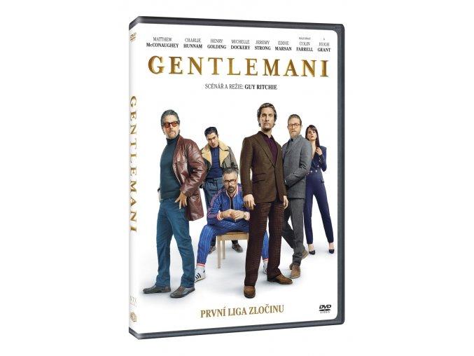 gentlemani 3D O