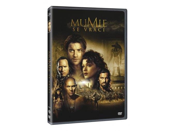 mumie se vraci 3D O