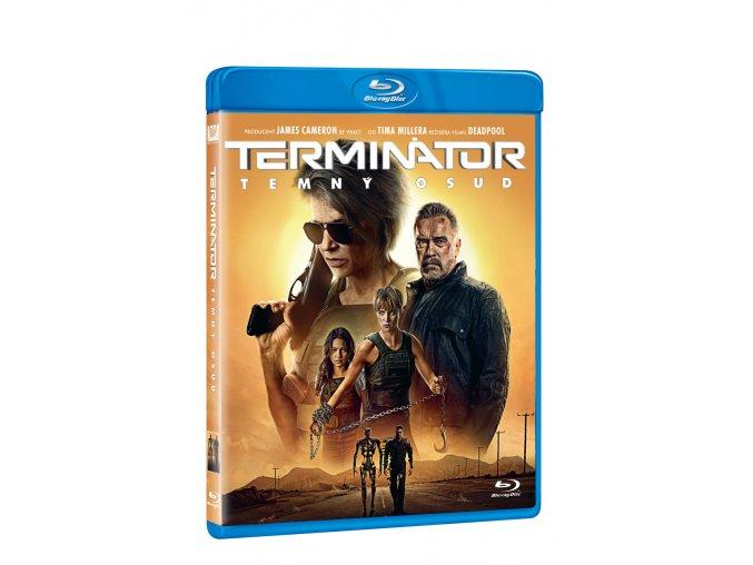 terminator temny osud blu ray 3D O
