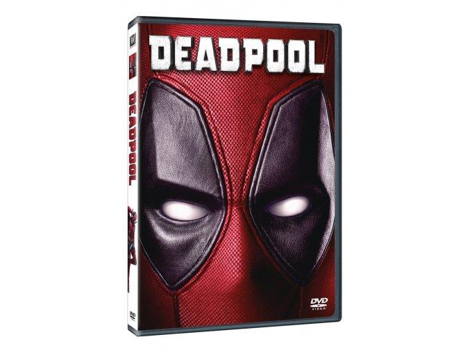 deadpool 3D O