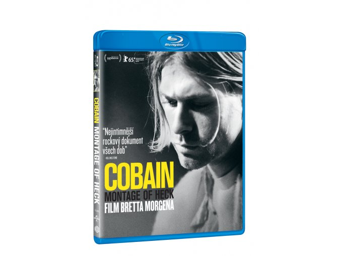 cobain montage of heck blu ray 3D O