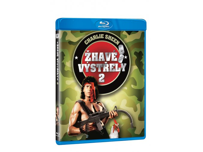 zhave vystrely 2 blu ray 3D O