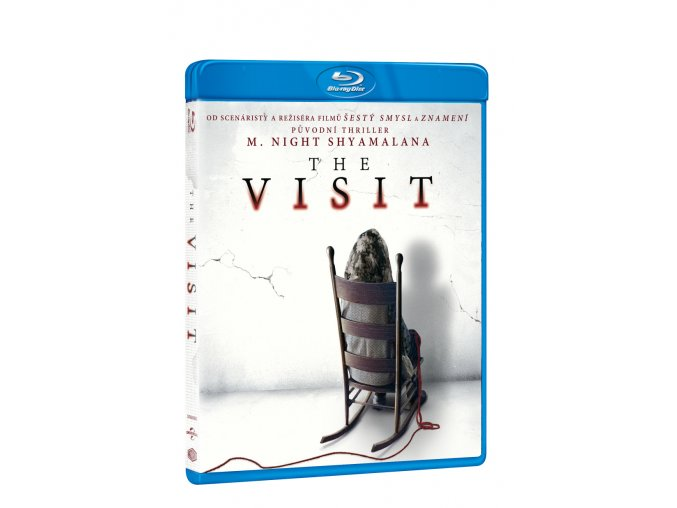 the visit blu ray 3D O