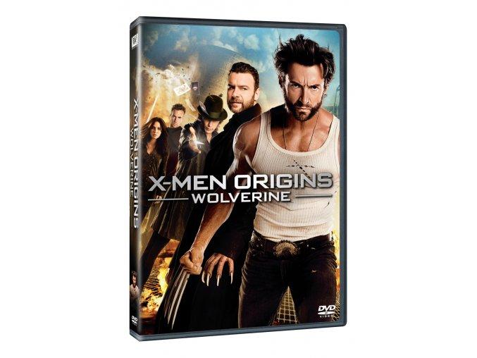 x men origins wolverine 3D O