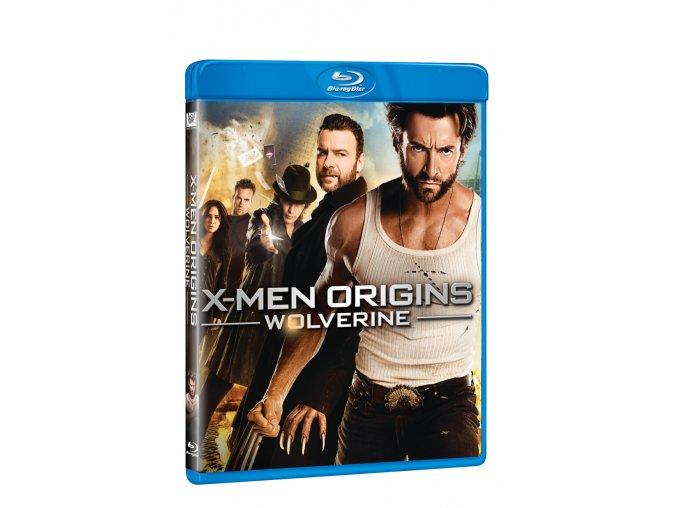 x men origins wolverine blu ray 3D O
