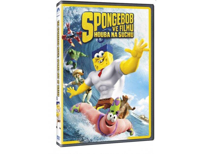 SpongeBob ve filmu Houba na suchu Magic Box