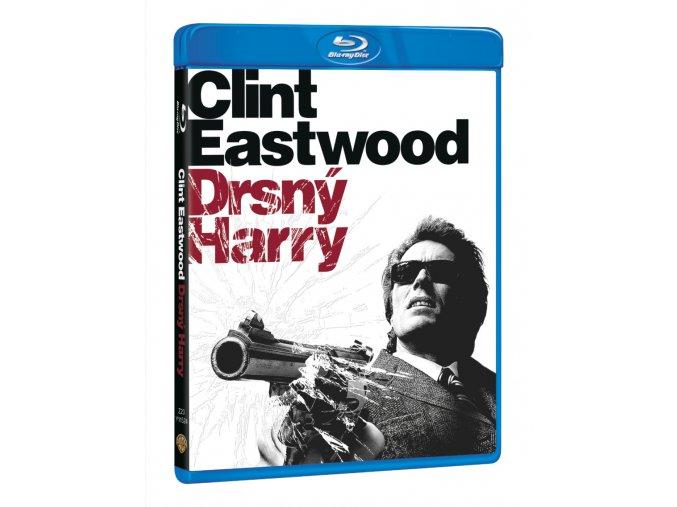 Drsný Harry (Blu ray) Magic Box