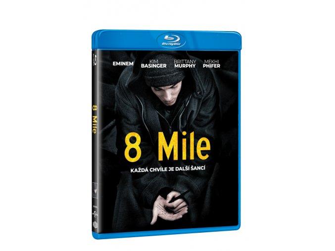 8 mile blu ray 3D O