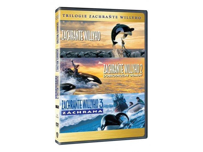 zachrante willyho kolekce 3dvd 3D O
