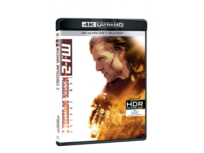 mission impossible 2 2blu ray uhd bd 3D O