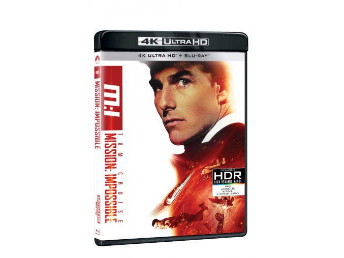 mission impossible 2blu ray uhd bd 3D O