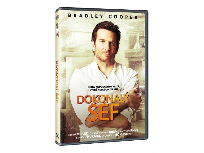 Dokonalý šéf DVD