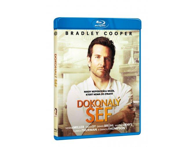 Blu-ray: Dokonalý šéf