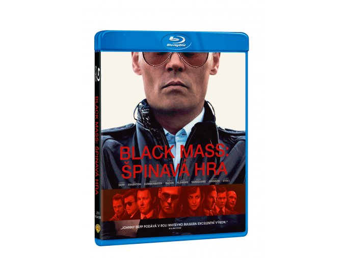 Blu-ray: Black Mass: Špinavá hra