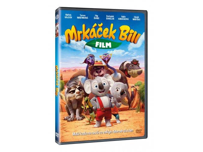 Mrkáček Bill DVD