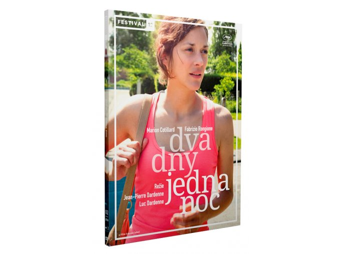 DVD: Dva dny, jedna noc