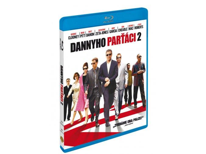 Blu-ray: Dannyho parťáci 2
