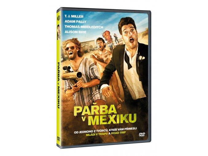 Pařba v Mexiku DVD