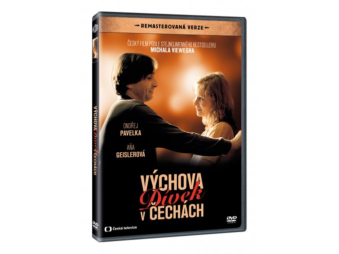 DVD: Výchova dívek v Čechách (remasterovaná verze)