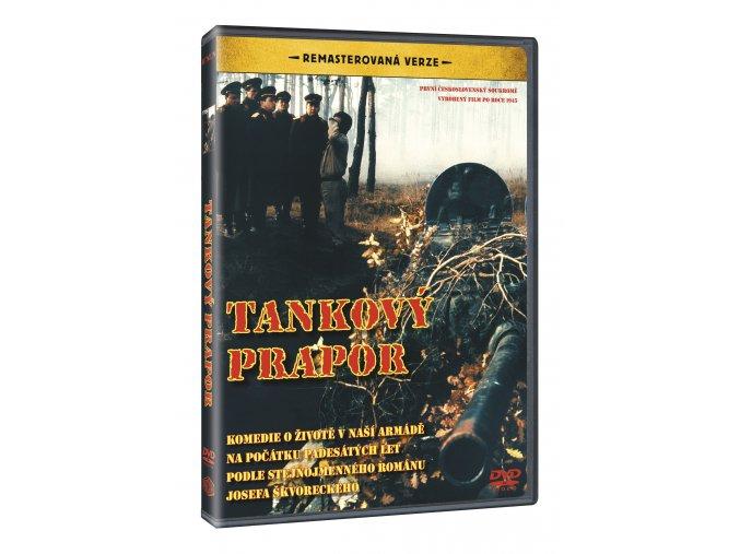 Tankový prapor DVD (remasterovaná verze)