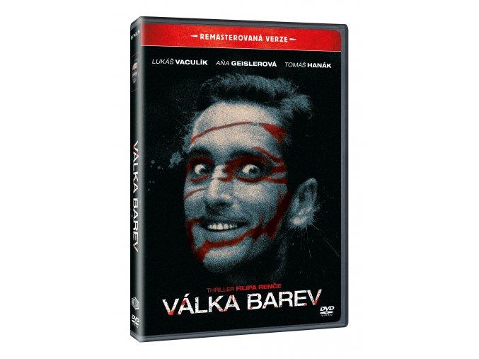 DVD: Válka barev (remasterovaná verze)