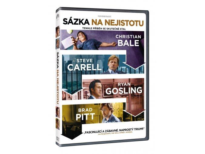 Sázka na nejistotu DVD