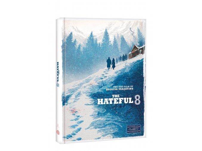 Osm hrozných - mediabook - limitovaná edice DVD