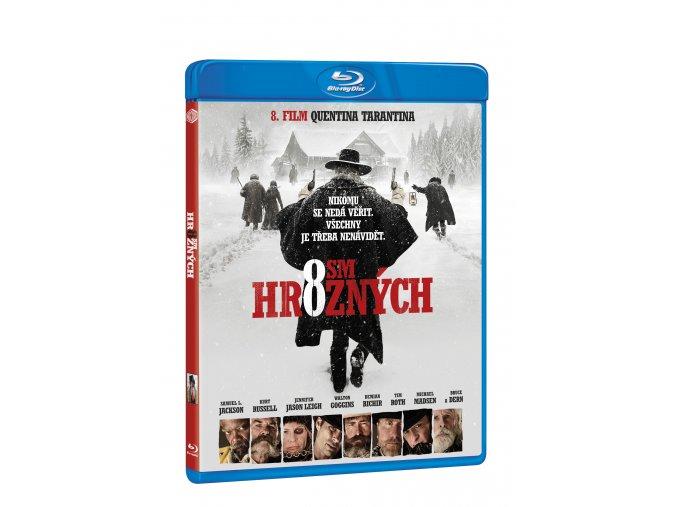 Blu-ray: Osm hrozných