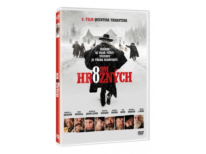Osm hrozných DVD