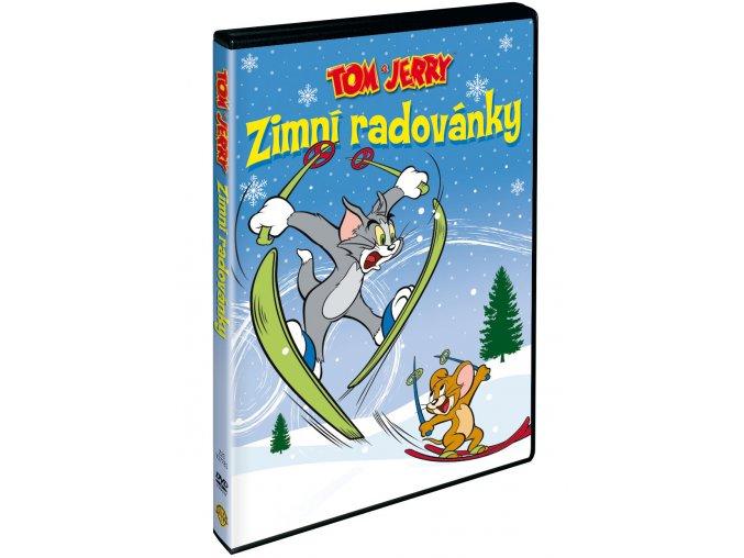 Tom a Jerry: Zimní radovánky DVD