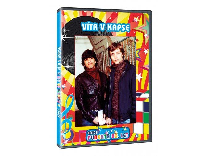 Vítr v kapse DVD