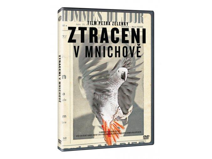 Ztraceni v Mnichově DVD