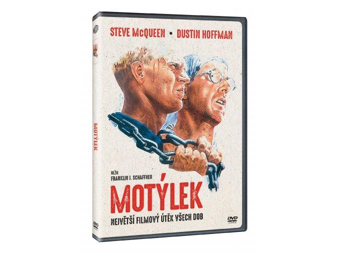 Motýlek DVD