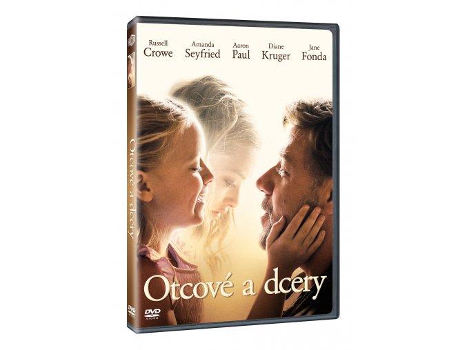 Otcové a dcery DVD