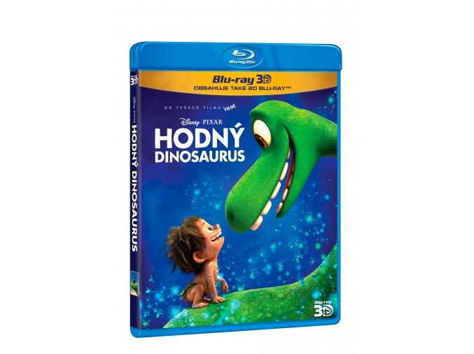 Blu-ray: Hodný dinosaurus 2BD (3D+2D)