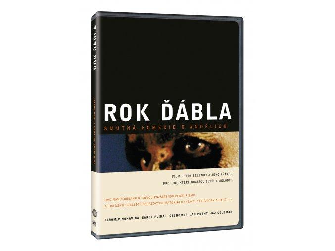 Rok ďábla DVD