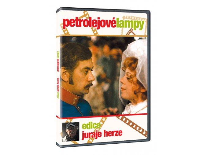 Petrolejové lampy DVD