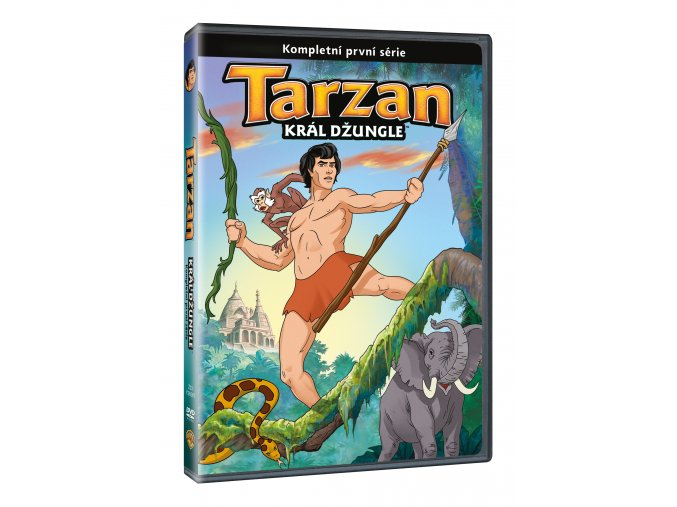 Tarzan: Král džungle 1. série 2DVD