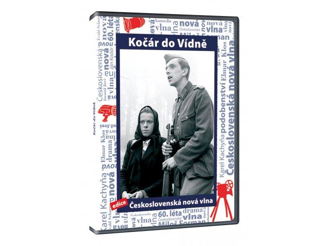 Kočár do Vídně DVD
