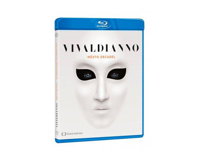 Vivaldianno - Město zrcadel BD