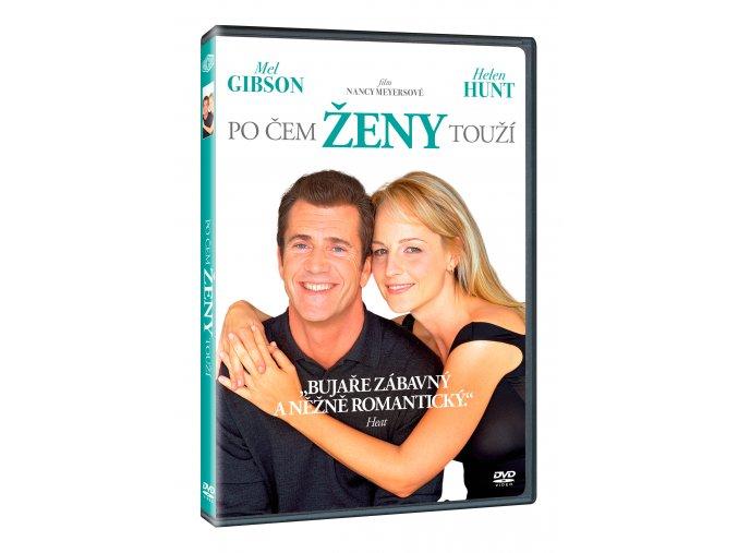 Po čem ženy touží DVD