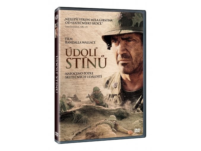 Údolí stínů DVD