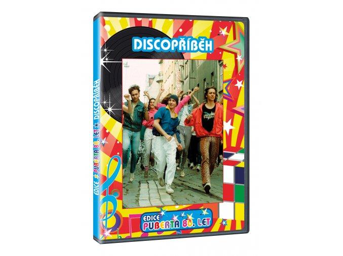 DVD: Discopříběh