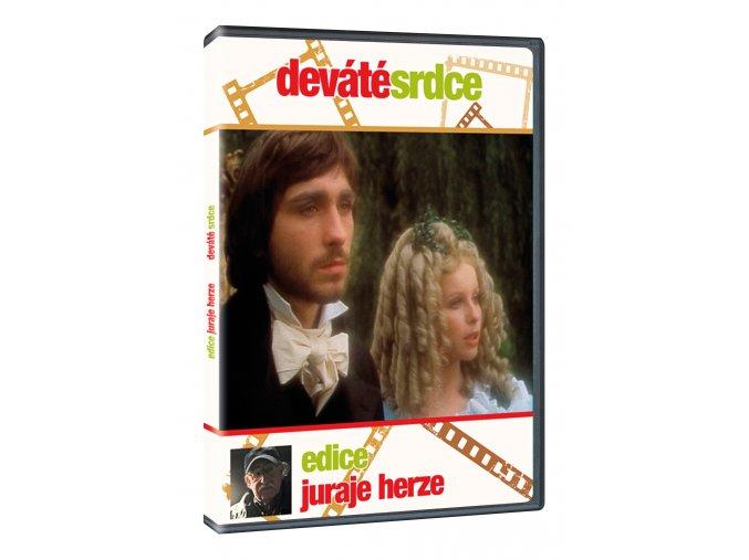Deváté srdce DVD