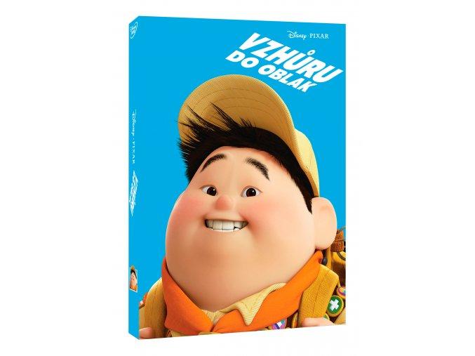 Vzhůru do oblak DVD - Disney Pixar edice